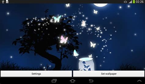 live hd themes for android hd live wallpaper magic touch free android live wallpaper