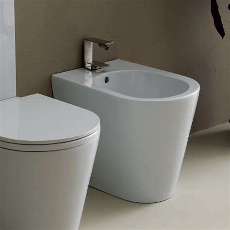 Bidet Design by Bidet Aus Keramik 57x37 Modernes Design Sun Made In Italy