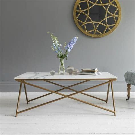 Table Basse En Marbre Blanc by Table Basse En Marbre 58 Id 233 Es Pour Donner Du Style Au