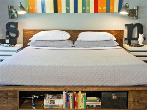 rooms to go platform bed 20 platform beds that fit in any style bedroom hgtv 19664 | 1405368761798