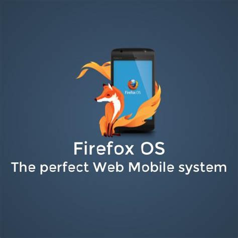 themes for firefox os mobile firefox os the perfect web mobile system by yacine rezgui