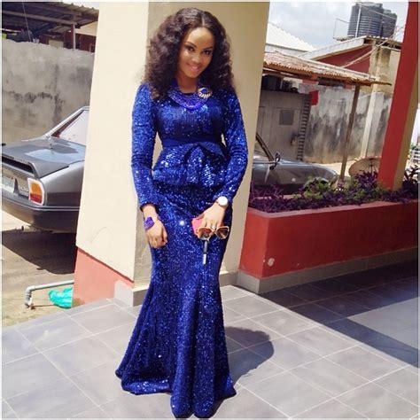 kamdora lace style m a c k beauty and fashion mbf aso ebi styles 5