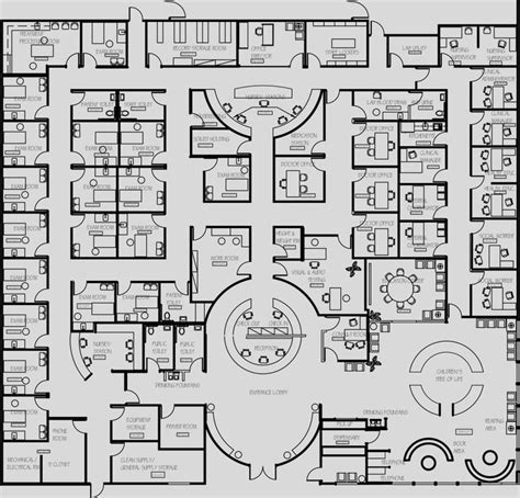 clinic floor plan design sle the 25 best office floor plan ideas on office