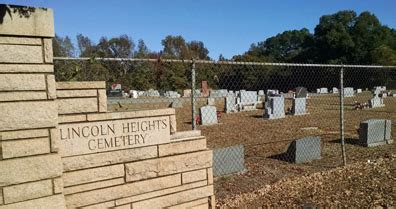 where is lincoln heights located city of elberton