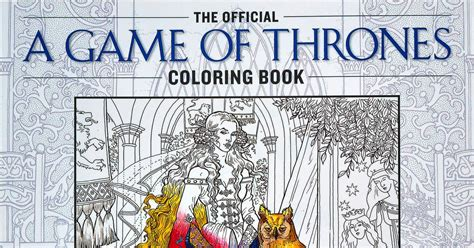 touched the official coloring book books the official of thrones coloring book the 12