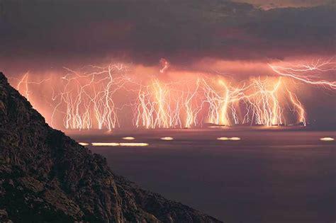 imagenes impactantes paisajes noche de tormenta