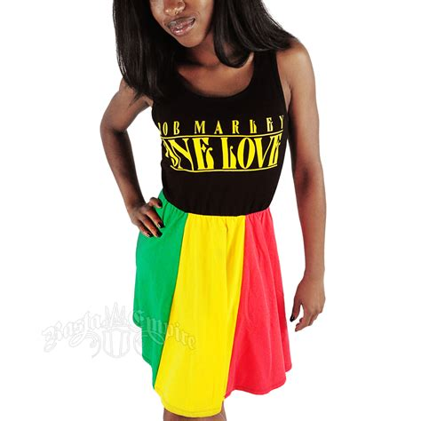 Dress Bobo bob marley one dress rastaempire