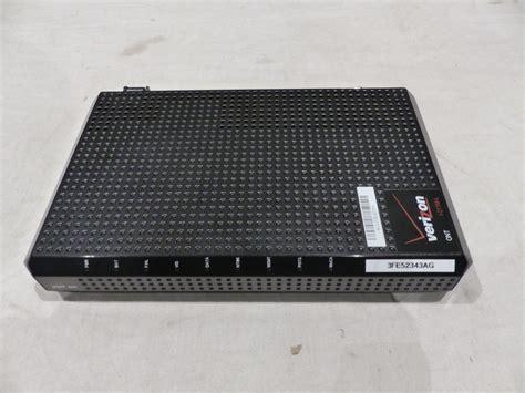 Modem Ont alcatel lucent verizon optical network terminal ont i 211m l 3fe52343af modem ebay