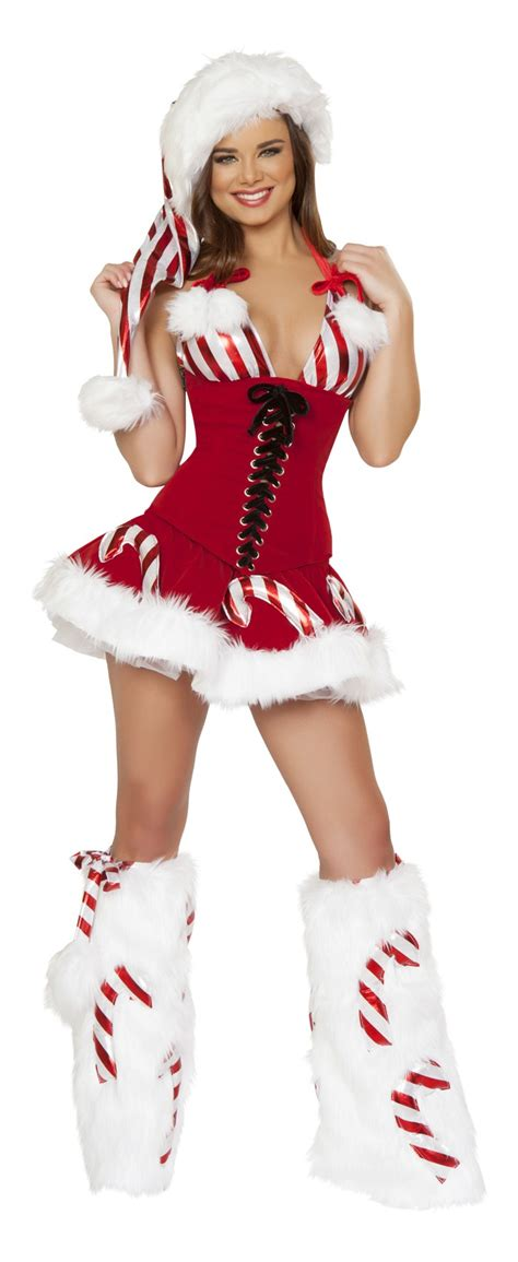 sexy xmas skirts halter and skirt set j 1042 costume envy corner