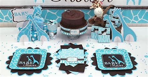 Blue Zoo Baby Shower Decorations by 20 Best Blue Safari Baby Shower Images On