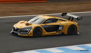 Renault Sport 2015 Renaultsport Rs01 Blasts Around Jerez Circuit In New