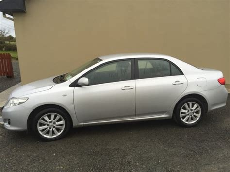 2008 Toyota For Sale 2008 Toyota Corolla For Sale For Sale In Listowel Kerry