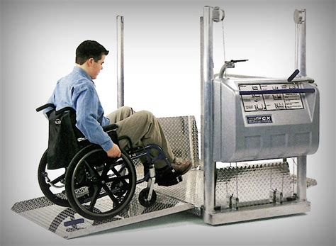 Temporary Chair Lift For Stairs by Portable Handicap Lifts For Pictures Inspirational Pictures