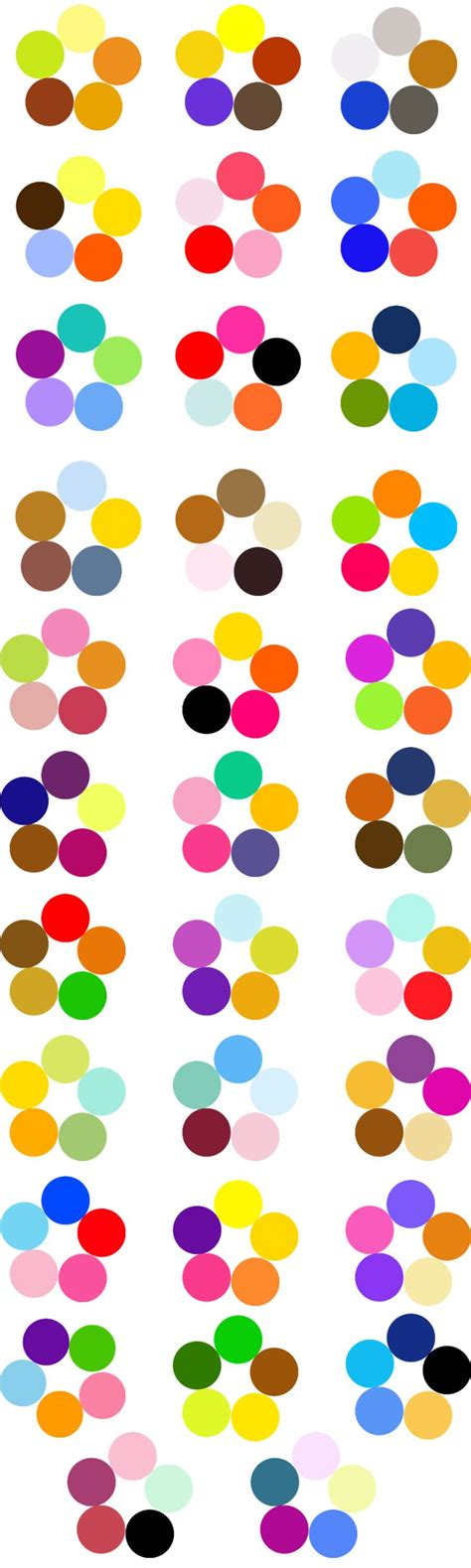 color wheel combinations best 25 color combinations ideas on pinterest