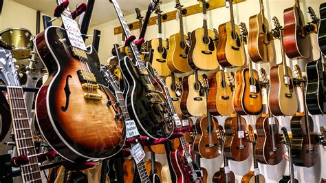 coda shop europe the best guitar stores on paris rue de douai