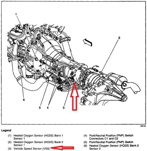 P0502 CHEVROLET Vehicle Speed Sensor Circuit Low Input