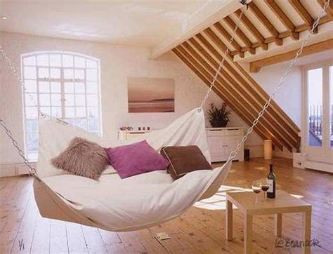 the dream bed hammock bed or lie down and dream furniture design blog