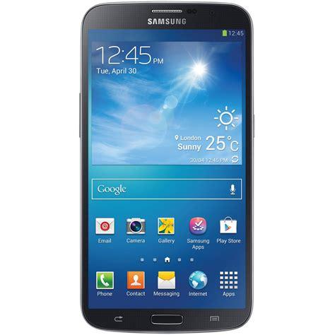 samsung galaxy mega gt  gb smartphone  blk bh photo