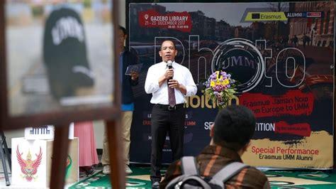 film motivasi luar negeri erasmus zaman now pameran foto motivasi mahasiswa umm