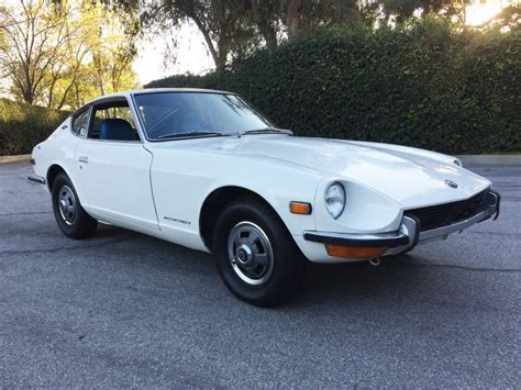 1970 Datsun 240z For Sale by 1970 Datsun 240z For Sale On Bat Auctions Closed On