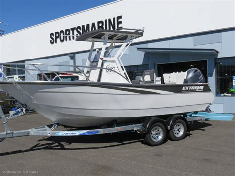 extreme boats for sale australia new extreme 605 centre console trailer boats boats