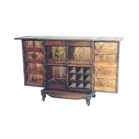Indoor Bar Cabinet Teak Indoor Mini Bar Cabinet Teak Indoor Cabinet For Wholesale