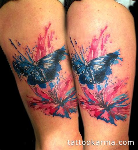 watercolor tattoo stockholm best 25 hibiscus flower tattoos ideas on