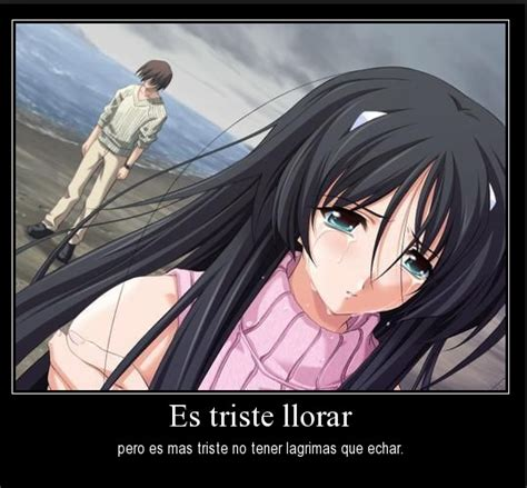 imagenes de amor triste anime animes de amor con frases tristes para recordar animes