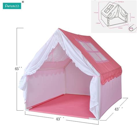 Pericross Pink Haus Spielzeug Test 2018