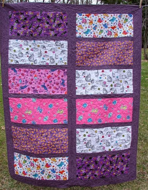 Quilt Patterns Using Quarters by The Of Easiest Quarter Quilt Tutorial