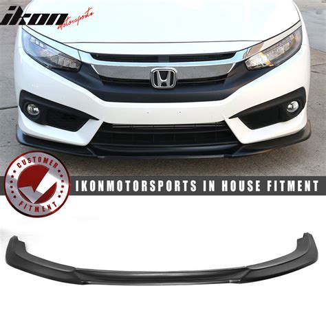 2016 civic front lip front lip thoughts page 5 2016 honda civic forum