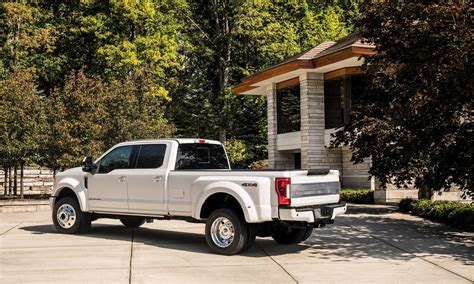New Ford 2018 F 450 by America S Most Luxurious Truck Is The 100 000 2018