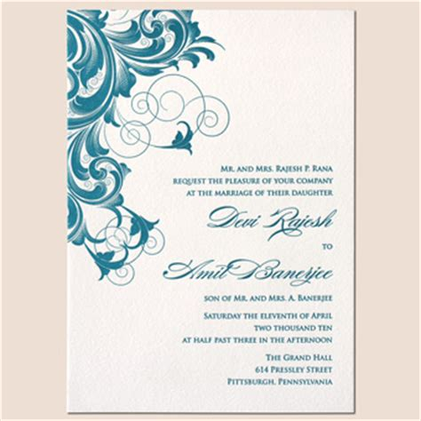 Invitation Letter Design New South Asian And Indian Letterpress Wedding Invitation Design Letterpress Wedding