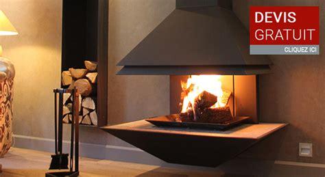 Foyer Design by Chemin 233 E Po 234 Le 224 Bois Et Granul 233 224 Toulouse Et Blagnac Tdc