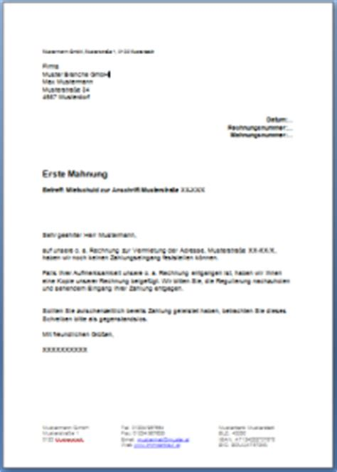 Mahnung Mietzahlung Muster Kostenlos Mahnschreiben Vorlage Kostenlosmahnschreiben Erste Mahnung2png 1 Mahnung Zahlungserinnerung