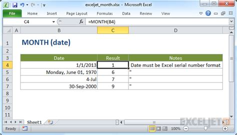 format excel year how to use the excel month function exceljet