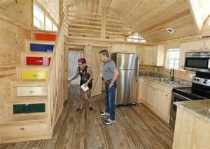Small Home Builders Okc Tiny Homes A Big Time Draw For Many Prospective Buyers