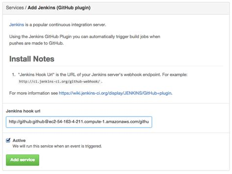 reset jenkins password windows set up a build pipeline with jenkins and amazon ecs aws