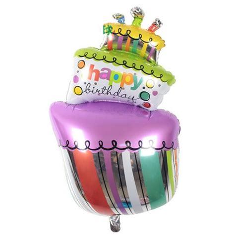 Balon Besar balon foil kue miring besar pestaseru toko grosir perlengkapan pesta