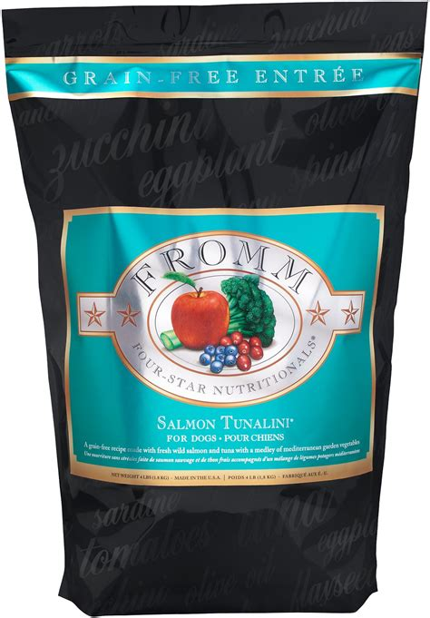 fromms food fromm four nutritionals grain free nutrition ftempo