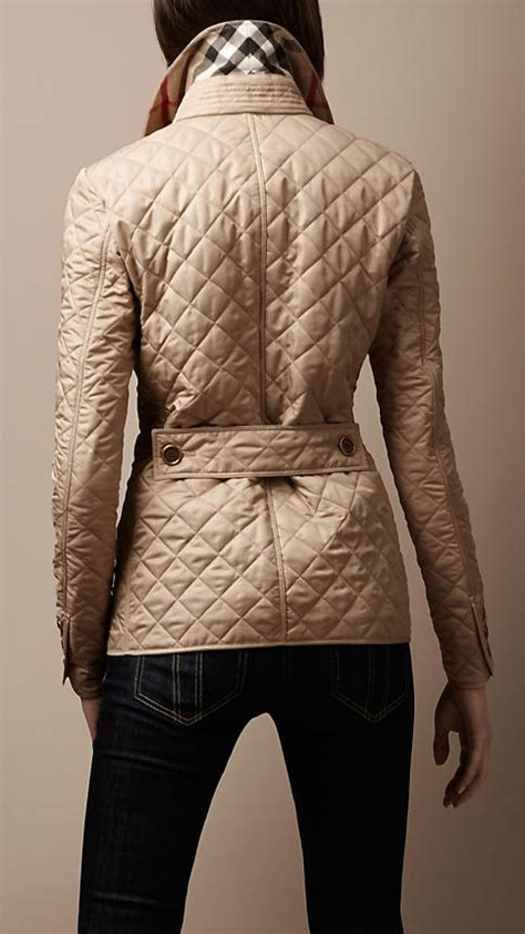 Burberry Quilt by Best 25 Burberry Quilted Jacket Ideas On
