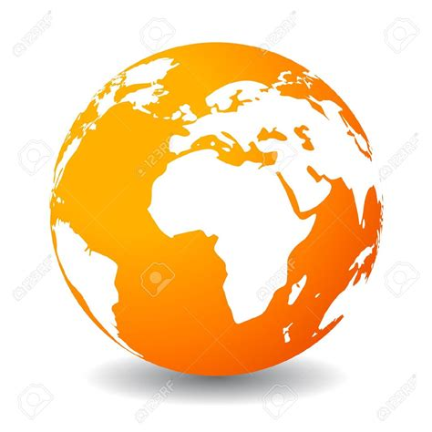 earthy orange image gallery orange globe