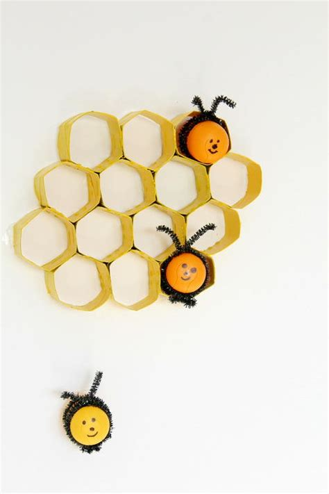 Honeycomb Craft Paper - honeycomb toilet paper roll crafts favecrafts
