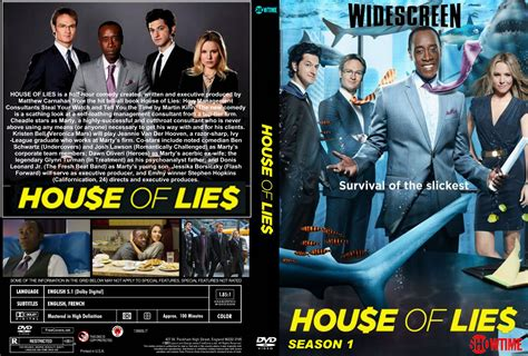 house of lies house of lies season 1 2012 tv series cd covers dvd covers front cover