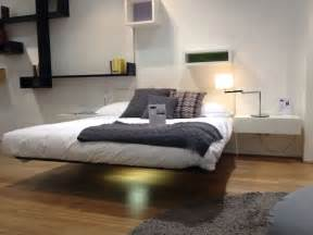 Floating Bed by Magnetic Floating Bed Ideas Architecturel Pinterest
