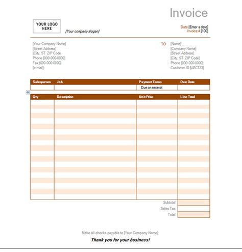 free printable service invoice template service invoice 28 in pdf word excel psd