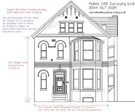 house drawing plans architectural cad drawings home designer
