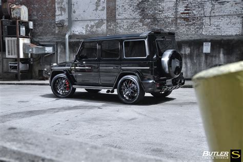 G Wagen by G Wagen Savini Wheels