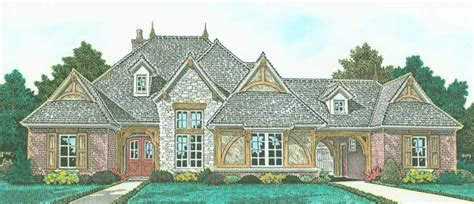 F2336 Fillmore Chambers Design Group Fillmore House Plans