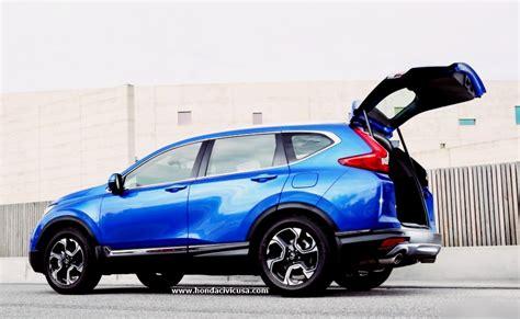 2019 Honda Touring Crv by 2019 Honda Cr V Touring Msrp Honda Civic Updates